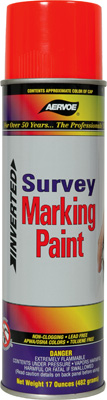 Aervoe Water-Based Upside-Down Marking Paint