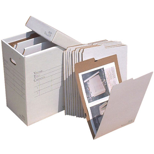 "2-Pack Bundle - VFile19 with 10 VFolder19's (Up to 12""x18"") ES6136"