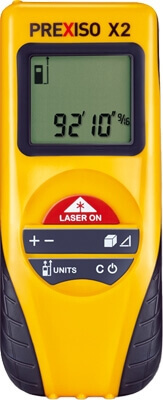 Calculated Industries Prexiso X2 Laser Measure 3350 ES2751