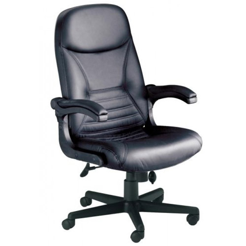 Mayline Comfort Series Big & Tall Pivot Arm Chair 6446AG