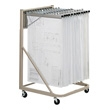Mayline Rolling Stand with Hangers (No Clamps) 9329H ES610