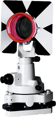 Northwest Instrument Single Prism Package NPA31 (Item 90831) with Optical Plummet (Nikon Compatible) ES1963