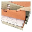 "Safco Plan File Portfolio for 24"" x 36"" Documents 3011 (Carton of 10 Portfolios) ES116"