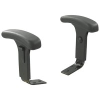 Safco T-Pad Arms for Uber Chair 3496BL
