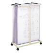 Safco Mobile Vertical File 5059 ES418