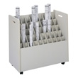 Safco Mobile Roll File 50 Compartment Model 3083 ES435