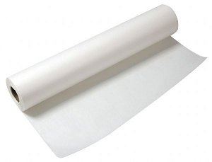 "Alvin Lightweight White Tracing Paper Roll 14"" x 50yd 55W-H ES4665"