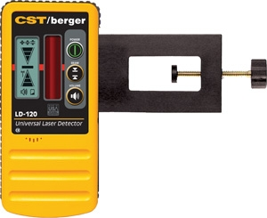 CST/berger Laser Detector with Rod Clamp 57-LD-120 ES1263