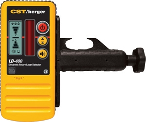 CST/berger Laser Detector with Rod Clamp 57-LD400YEL