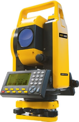 CST/berger Electronic Total Station 56-CST202 ES1830