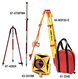 CST/berger Total Station Starter Kit 56-TSKIT ES1844