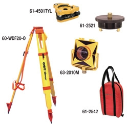 CST/berger Total Station Backsight Starter Kit 56-TSKIT-BS ES1845