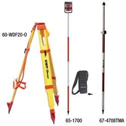 CST/berger Total Station Basic Construction Staking Kit 56-TSKIT-CS ES1846