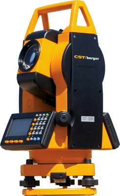 CST/berger Electronic Reflectorless Total Station 56-CST302R ES2720