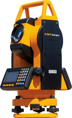 CST/berger Electronic Reflectorless Total Station 56-CST305R ES2721