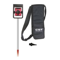 CST/berger Mini Stake-Out Prism/Pole System 65-1700-R