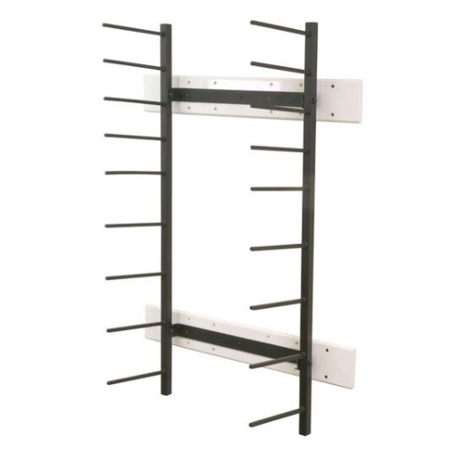 Brookside Design VRW46 - Vis-i-Rack Wall Rack ES7878