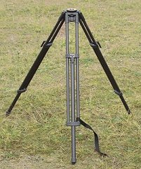 Dutch Hill P900 Standard Height Photographers Tripod with Composite Head