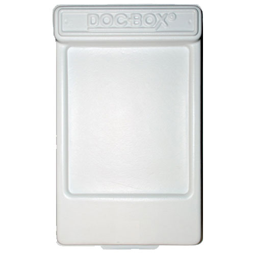 Doc-Box 2 Permit Holder Box Model 10116