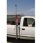 Outrigger GPS Pole Truck Mount - OUT-1A ES2782