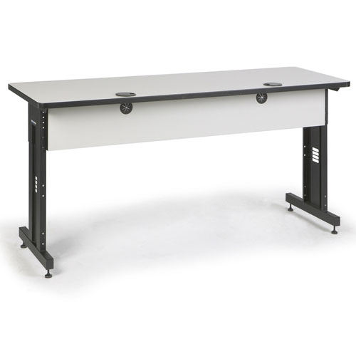 Kendall Howard 72 x 24 Advanced Classroom Training Table