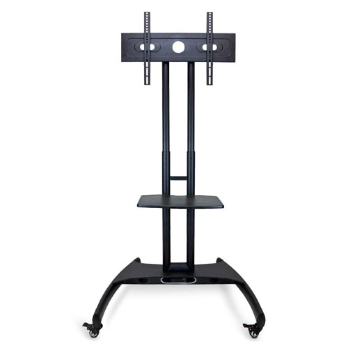 Luxor Adjustable Height Large Capacity LCD TV Stand FP4000 TV Mount NEW