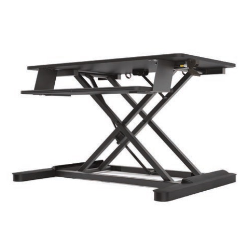 ESI S2S BLK Sit to Stand Workstation EngineerSupply