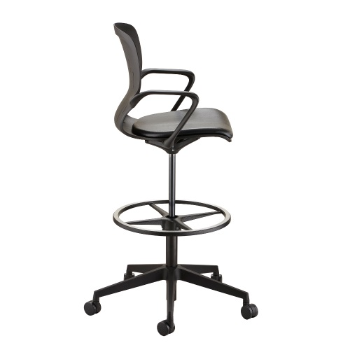 Safco Shell Extended Height Chair - 7014BL