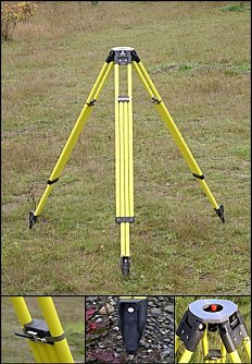 Dutch Hill Surveyors Tripod ELT3000 ES1462