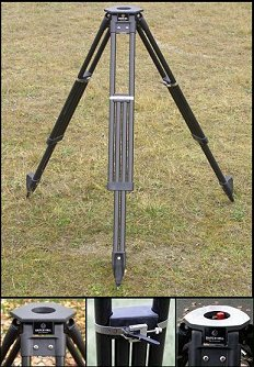 Dutch Hill Surveyors Tripod GT2000CF ES1459