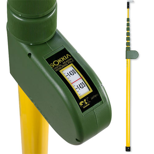 Sokkia Measuring Pole, Measuring Stick, Height Pole ...
